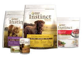 Try Nature's Variety Instinct - available @ AMAZON