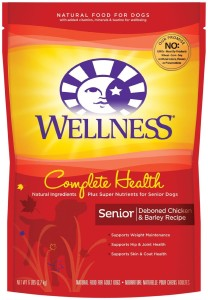 Wellness dry senior