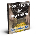 Homemade Pet Food Recipes from Dr. Jones, DVM