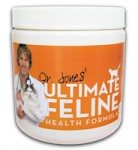 ULTIMATE FELINE HEALTH FORMULA - USE THIS TO REPLACE CALCIUM, FLAXSEED OIL, POTASSIUM CHLORIDE, VITAMIN/MINERAL SUPPLEMENT, LACTOBACILLUS AND TAURINE