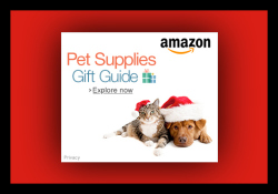 amazon christmas pet supplies
