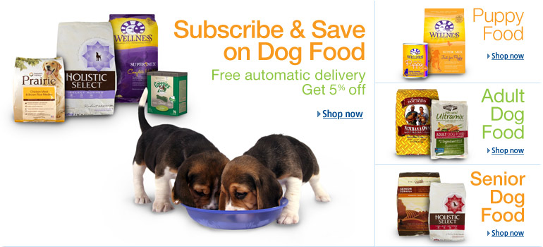 AMAZON.COM FOR PET SUPPLIES