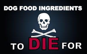 dog food ingredients to die for